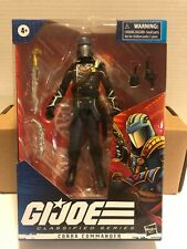 G.I. Joe Classified Series Action Figure - Cobra Commander - New in Box