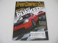 Sport Compact Car Magazine May 2007 Volume 20 No 5 May 07