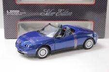 1:18 Maisto Alfa Romeo Spider 1995 blue NEW bei PREMIUM-MODELCARS