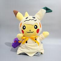 NEW Pokemon Pikachu COS Mimikyu Halloween Plush Toy Gengar Xmas Kid Gift 12in
