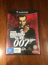From Russia with Love 007 - GameCube Game – Good Condition