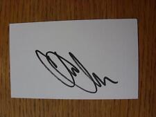 50's-2000's Autographed White Card: Berra, Christophe - Wolverhampton Wanderers,