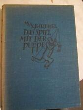 Das Spiel mit der Puppe Max Barthel ,1925