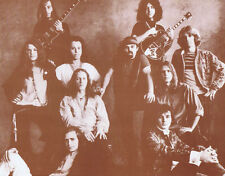 GRATEFUL DEAD POSTER PRINT Early Dead W/ Big Brother & Janis Joplin