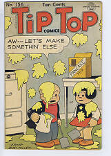 Tip Top Comics  #156 United Features 1949