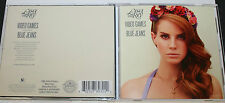 new LANA DEL REY Video Games/Blue Jeans [CD, 2011] [2 TRACKS]