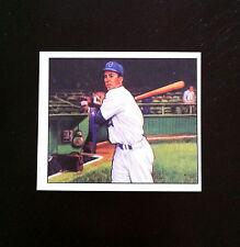 DUKE SNIDER 1950 BOWMAN BASESBALL CARD REPRINT #77! L.A. DODGERS LEGEND! HOF!!