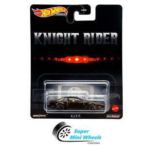 Hot Wheels 1:64 Retro Entertainment - KITT Knight Rider Pontiac Trans Am