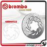 Disco Brembo Serie Oro Fisso frente para Gilera ICE 50 1999>