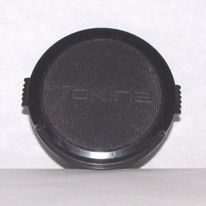 Original Tokina 55mm Lens Front Cap snap on type B12032