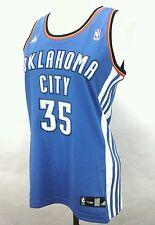 Kevin Durant ADIDAS Oklahoma City Thunder Womens Off Blue Jersey Medium