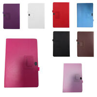 "PU Leather Folio Case Cover Stand For Microsoft Surface Windows 8 RT 10.6""@K2I3"