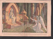 ANNONCIATION VIERGE SAINTE MARIE Annunciation Virgin Mary  ILLUSTRATION 1936