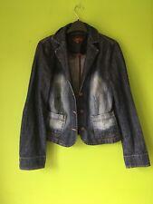 Womens Oasis denim jacket. Size 12