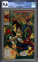 Web of Spider-Man 99 CGC Graded 9.6 NM+ Marvel Comics 1993