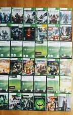 XBOX 360 36 GAME LOT, DIABLO 3, BIOSHOCK INFINITE, B2, MAFIA 2, ASSASSIN'S CREED