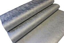 Vlies Tapete Uni Struktur einfarbig silber grau metallic glanz 104954 Molten