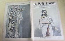 Le petit journal 1892 95 M. Mounet-Sully de la comédie française dans Oedipe-roi