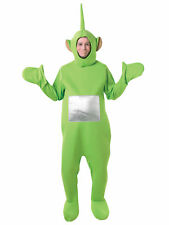 Teletubbies Dipsy Green TV Adult Dress Up Women Men Costume STD