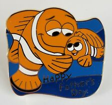 Disney/Pixar Finding Nemo Father'S Day 2005 Nemo & Marlin Pin-Free Shipping!