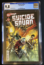 Suicide Squad # 1 CGC 9.8 Cover A DC Comics 2021 1st Appearance Of A New Squad