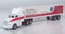 "Maisto Hauler Kenworth T2000 Semi Truck BMX Airborn Assault Team 8"" Scale Model"