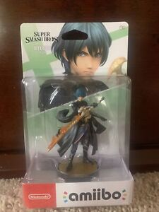 Super Smash Bros Ultimate Byleth amiibo Nintendo Switch - Fire Emblem in hand