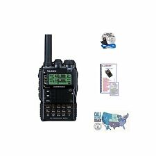 Yaesu VX-8DR Radio and Accessories Bundle