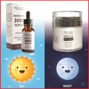 ✅ 100%Hyaluronic Acid + Argireline Peptide + Vitamin C Serum FAST&FREE📮💯❤️🌟✨✨