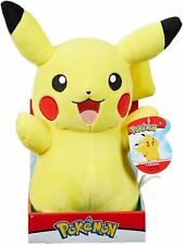 "Pokemon PIKACHU 12"" PLUSH CUDDLY SOFT TOY Official plushie"