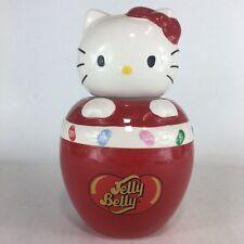 Hello Kitty Jelly Belly Ceramic Candy Jar 2010