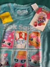 Shopkins Target Exclusive Tee Shirt Toy & Special Gifts - Size XS-S