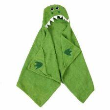 Mainstays Kids Dinosaur Hooded Towel