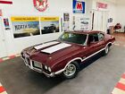 1972 Oldsmobile 442 - GREAT DRIVING MUSCLE CAR - SEE VIDEO Oldsmobile 442 Burgundy/Maroon with 84,460 Miles, for sale  for sale