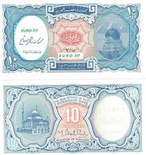 A   SAISIR     BILLET   10  PIASTRES   EGYPTE     NEUF   1999      !!!!    UNC .