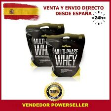 MULTI-PHASE BIGMAN 2 SACOS (TOTAL 4536gr) SABOR 1+1 CHOCOLATE Y FRESA