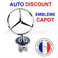 Mercedes Benz étoile Emblème Capot W202 W203 W204 W208 W210 w211 w220 S C E