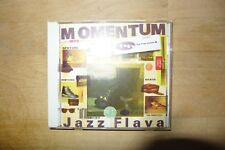 Momentum Jazz Flava Various Guru Dream Warriors Digable Planets Japan CD 1995