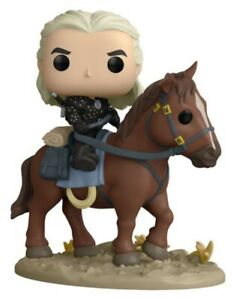 The Witcher (TV) - Geralt on Roach US Exclusive Funko Pop! Ride ***PRE-ORDER**