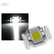 "10 Stk Di alta prestazione LED Chip 10W bianco freddo HIGHPOWER ""Piazza"" 10 Watt"