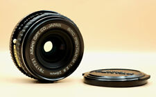 SMC Pentax M 28mm 2.8 Wide Angle Lens for PENTAX K PK SLR DSLR fit with caps