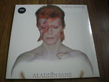 DAVID BOWIE - ALADDIN SANE NEW 180g LP REMASTERED SEALED