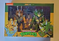 NEW NECA TMNT Target Exclusive Zarak and Zork Teenage Mutant Ninja Turtles