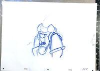 Atlantis 2001 Packard Walt Disney Key Production Animation Cel Drawing 108