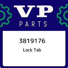 3819176 Volvo penta Lock tab 3819176, New Genuine OEM Part