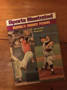 Sports Illustrated July 21 1975 Tom Seaver Mets Jim Palmer Orioles