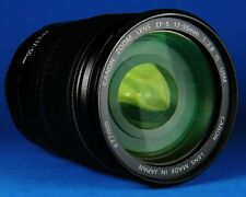 Canon EF-S 17-55mm f/2.8 IS USM with Caps, Box, Paperwork ● for parts or repair