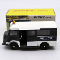 Atlas 1:43 Dinky Toys 566 Citroen CURRUS Car DE  Police Secours Deicast