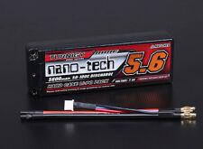 RC Turnigy nano-tech 5600mah 2S2P 50~100C Hardcase Lipo Pack (ROAR APPROVED)