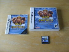 Age of Empires: The Age of Kings (Nintendo DS, 2006) - Completo